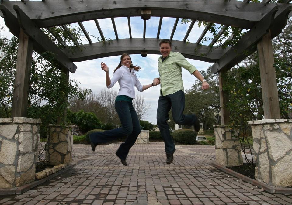 Tim and Heidi Engagement 2